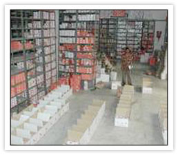 Stock Rooms
